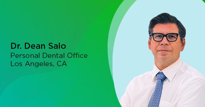 Dr. Dean Salo of Personal Dental Office in Los Angeles, CA